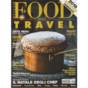 Food and Travel Italia - mensile n. 3 Novembre 2017 - Natale: colorati contorni