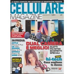Cellulare Magazine - mensile n. 9 Novembre 2017 - Dual Camera è meglio!