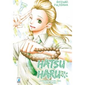 Manga: HATSU HARU-LA PRIMAVERA DEL MIO PRIMO AMORE #7-Star Comics coll.Amici