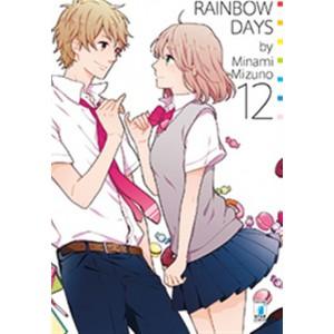 Manga: RAINBOW DAYS #12 - Star Comics Collana TurnOver #209