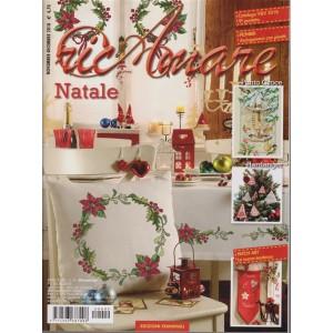 Ricamare - Natale - n. 9 - bimestrale - novembre - dicembre 2018 -