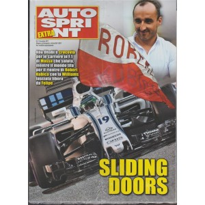 Autosprint - Settimanale n.48 - 28 Novembre 2017+ Autosprint EXTRA n. 3/2017