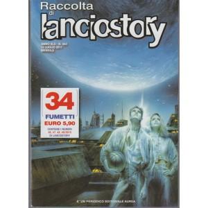 Raccolta di Lanciostory  - Mensile di fumetti n. 562 Luglio 2017