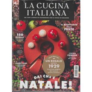 Cucina Italiana - mensile n. 12 - Dicembre 2017 il ricettario delle feste
