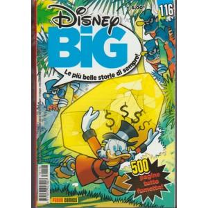 Disney Big - mensile n. 116 Dicembre 2017 - 500 Pagine tutto fumetto!
