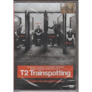 DVD - T2 Trainspotting - Scegli la vita. scegli il futuro - regia Danny Boyle