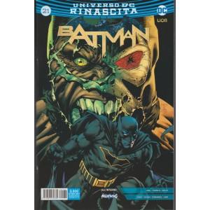 BATMAN 21 (134) - Universo DC Rinascita - DC Comics Lion