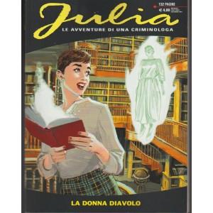 Julia Kendall - mensile n. 231 - Dicembre 2017 - La Donna Diavolo