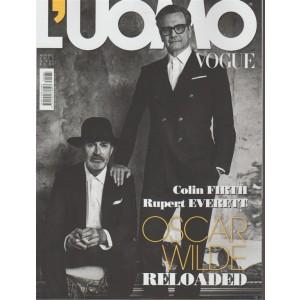 L'uomo Vogue - mensile n. 485 - Novembre 2017 - Oscar Wilde