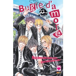 Manga: Bugie d'Amore   22 - Manga Love   152 - Planet Manga