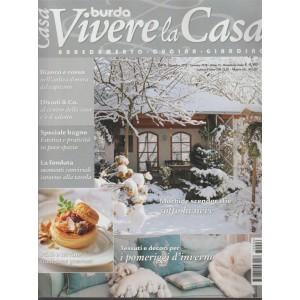 Burda Vivere La Casa - bimestrale n.6 Dicembre2017 Arredamento, cucina, giardino