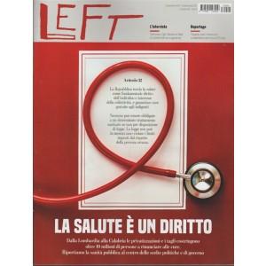 Left - settimanale n.48 - 2 Dicembre 2017 La salute è un diritto