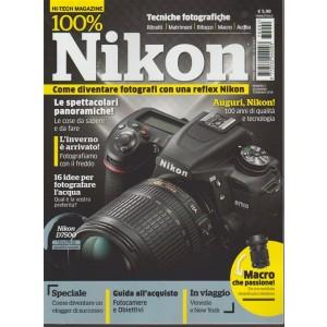 Hi-Tech Magazine - Speciale 100% Nikon - 100 anni di qualità NIKON
