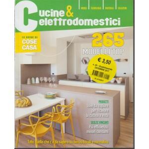 le Guide Cose di Casa - Cucine & Elettrodomestici - uadrimestrale Dicembre 2017