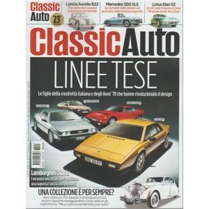 Classic Auto - mensile n. 23 Luglio 2017 Linee Tese: creatività degli anni '70