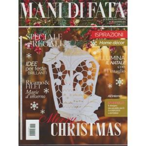 Mani di Fata - mensile n. 12 Dicembre 2017 - Mery Christmas: speciale regali