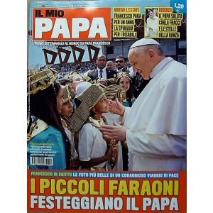 Il Mio Papa - settimanale n. 19 - 4 Maggio 2017 Francesco in Egitto
