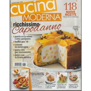 Cucina Moderna - mensile n. 1 Gennaio 2018 - Ricchissimo Capodanno