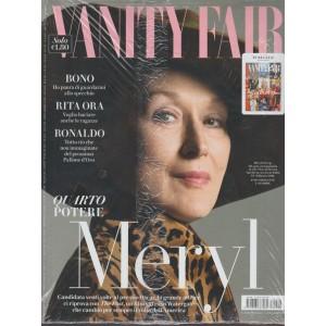 Vanity Fair - settimanale n. 6 Dicembre 2017 + Vanity Fair Collection Natale
