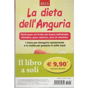RIZA - la Dieta dell'anguria - i menu per dimagrire rapidamente...