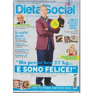 Dieta Social Magazine - Quadrimestrale n. 11 Gennaio 2017