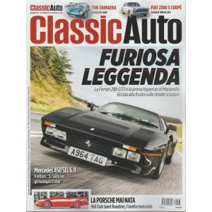 Classic Auto - mensile n. 27 Dicembre 2017 TVR Chimaera... le figlie del Nord