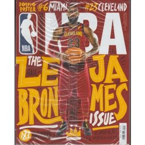 Rivista Ufficiale NBA - mensile n. 127 dicembre 2017 - The Lebron James issue