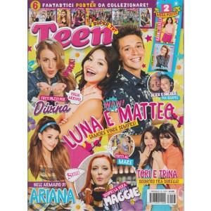 Teen - mensile n. 123 Luglio 2017 - Luna e Matteo l'amore vince sempre
