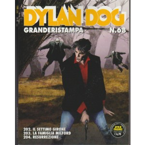Dylan Dog Grande ristampa  - Bimestrale n. 68 - Dicembre 2017