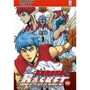 Manga: KUROKO'S BASKET EXTRA GAME #1 - Star Comics collana Dragon #234