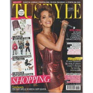 Tu Style - settimanale n. 30 - 18 Luglio 2017 le collezioni Pre-Fall
