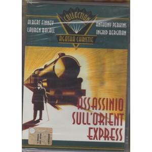 DVD Agatha Cristie Collection - Assassinio sull'Orient Express