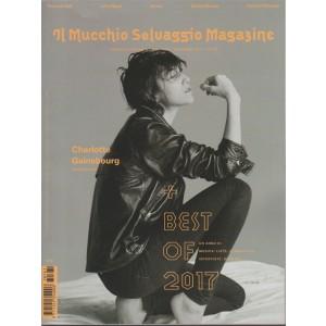 Il Mucchio Selvaggio Magazine - mensile n. 761 Dicembre 2017 + Best Of 2017