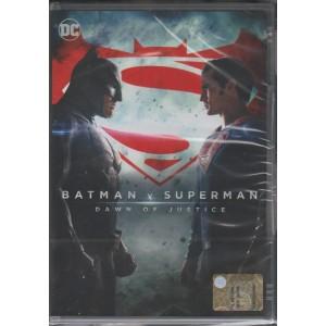 DVD - Batman Vs Superman: dawn of justice - Regista: Zack Snyder