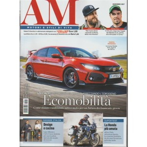 AM Automese - Mensile n. 12 Dicembre 2017 - Ecomobilità