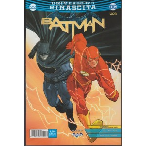 BATMAN 22 (135)  - Universo DC Rinascita - DC Lion