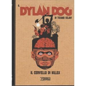 il Dylan Dog di Tiziano Sclavi n. 8 - Il Cervello di Killex