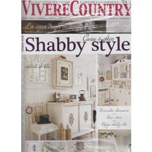 """Shabby Style """"Casa e Déco"""" - bimestrale n. 22 Gennaio 2018 + rivista omaggio"""
