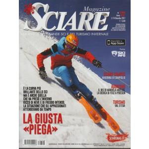 Sciare - Quindicinale n. 706 -  Dicembre 2017 - Turismo Val d'Ega