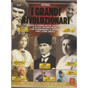 Biografie Conoscere la storia -Bimestrale n.8 - i Grandi Rivoluzionari -dic.2017