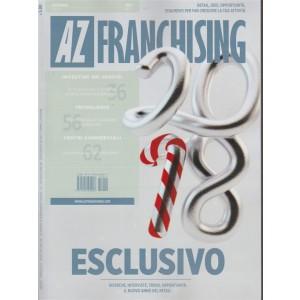 Az Franchising - Mensile n. 12 Dicembre 2017 il nuovo anno del retail