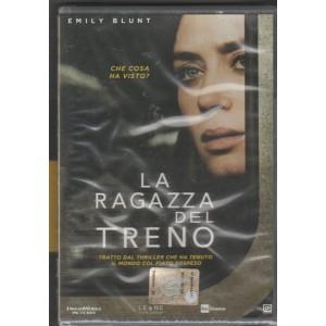 DVD La Ragazza del Treno - Regista: Tate Taylor