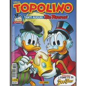 Topolino Disney - Settimanale n. 3238 - 13 dicembre 2017 -Panini Comics