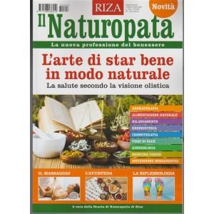 RIZA supplemento:il Naturopata-Dicembre 2017 Salute secondo la visione olistica