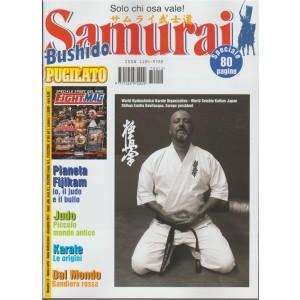 Samurai Bushido Pugilato - mensile n. 12 Dicembre 2017 Solo chi osa vale!