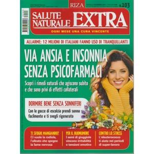 Salute Naturale Extra - mensile n. 103 Dicembre 2017 Ansia & Insonnia