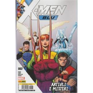 X-Men Blu   2 - I Nuovissimi X-Men   53 - Panini Comics