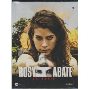 Triplo DVD- Rosy Abate: la serie + libretto... include la serie completa + extra