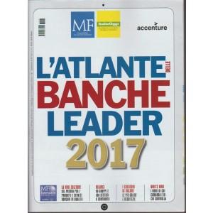 l'Atlante delle Banche Leader 2017 -by Milano Finanza /Italia Oggi Dicembre 2017