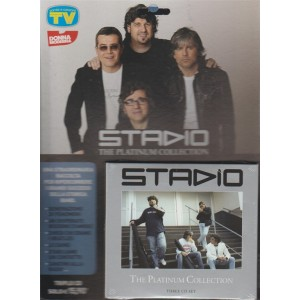 Triplo CD - Stadio: the platinum Collection By Sorrisi e Canzoni tV